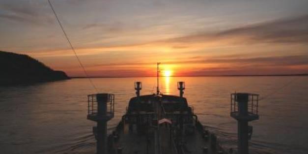 Дневник навигации – 2017: Перевезено на 70 тысяч тонн больше, чем в 2016 году