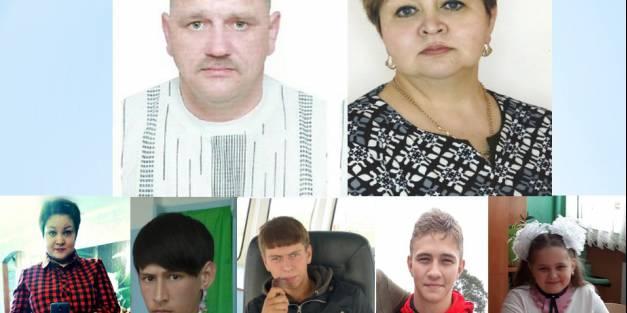 Семья Дворниковых – лучшая городская семья Якутии!