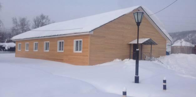 В Пеледуе построена гостиница для речников!