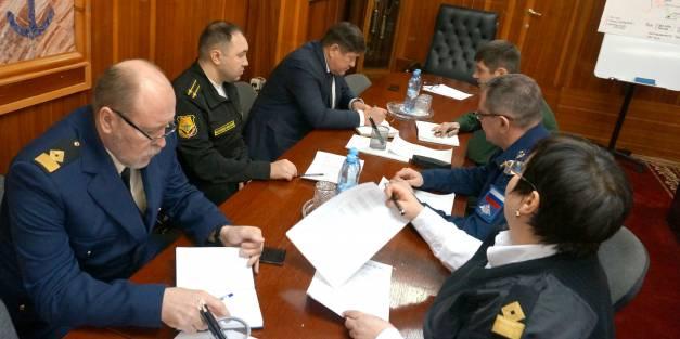 Представители Министерства обороны России обсудили вопросы перевозки грузов