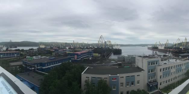 География перевозок Ленского пароходства расширяется.