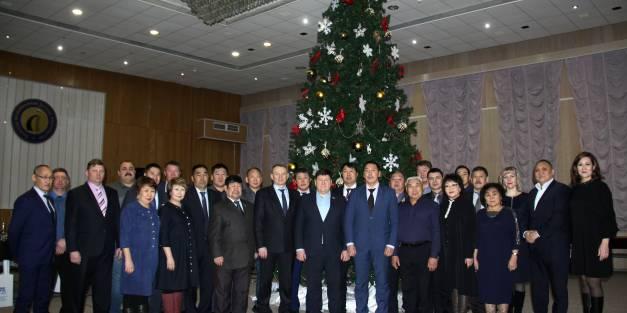 Главы Амгино-Майского избирательного округа встретились с депутатом «Единой России»