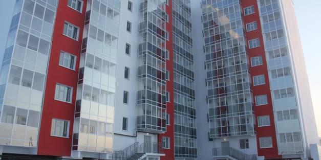 ПАО «ЛОРП» построило жилье для своих работников