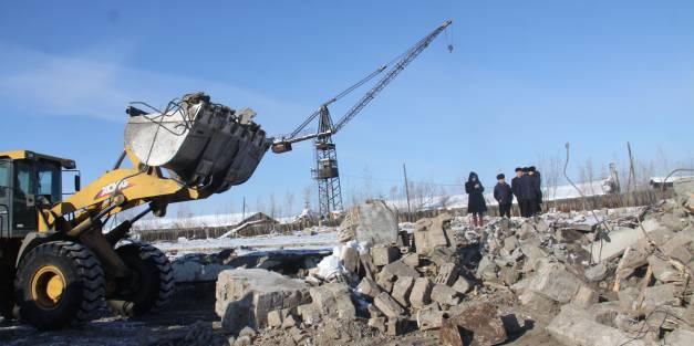 Подготовительный этап строительства Жатайской судоверфи    идет полным ходом.