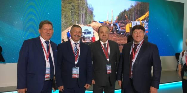 На ВЭФ представлен инвестпроект по строительству Жатайской судоверфи