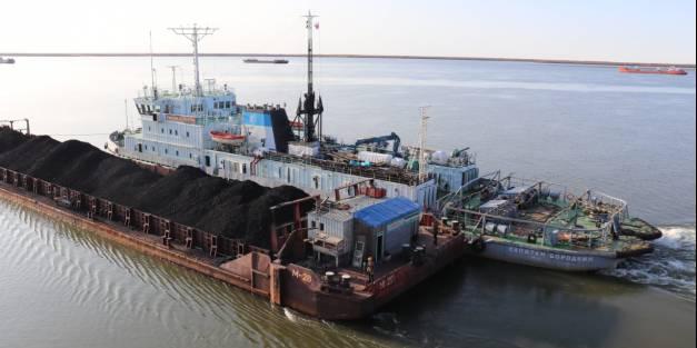 Дневник навигации ЛОРПа:«Капитан Бородкин» закрывает Индигирку