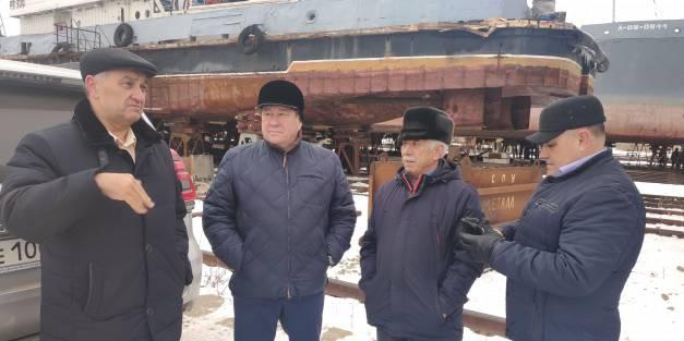 Руководство ПАО «ЛОРП» посетило Жатайскую БТЭФ.