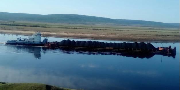 Дневник навигации: суда с каменным углем вышли на Амгу