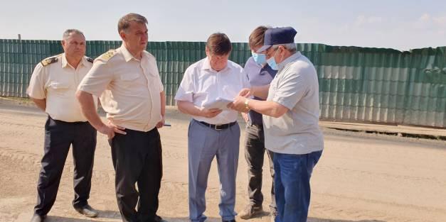 Сергей Ларионов: «Строительство Жатайской судоверфи не должно  препятствовать процессу судоремонта».