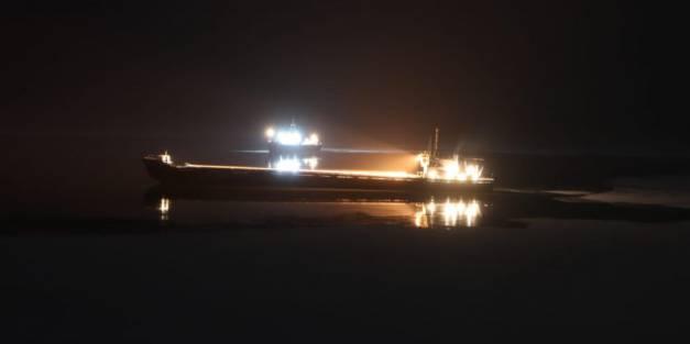 Дневник навигации ПАО «ЛОРП»: «Капитан Богатырев» зимует на Колыме