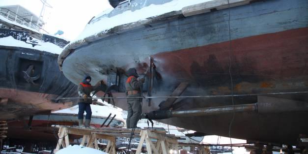 В базах технической эксплуатации флота ПАО «ЛОРП» предстоит большая модернизация