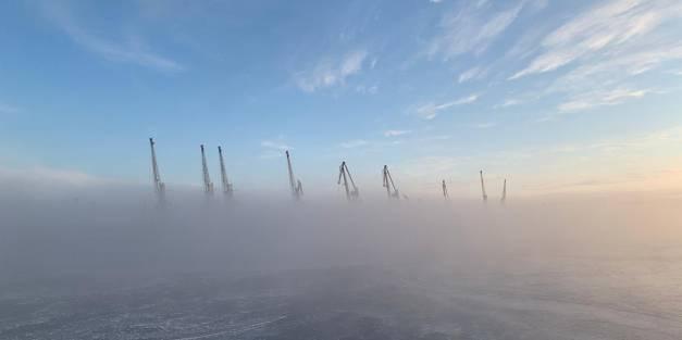 Дневник навигации: Флот ЛОРПа продолжает работу на Лене