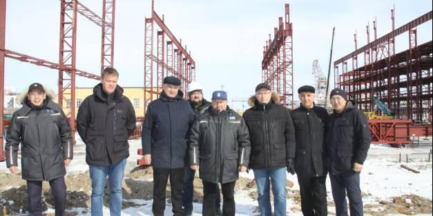В ЛОРПе рассмотрели вопросы развития Арктики