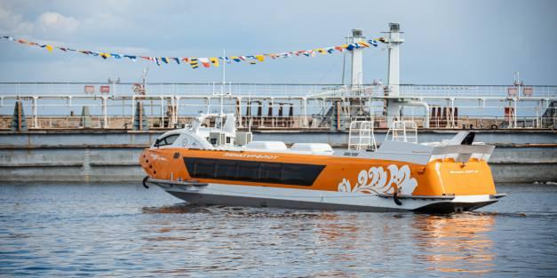 Утверждены тарифы на скоростные суда по маршруту  «Якутск-Олекминск».