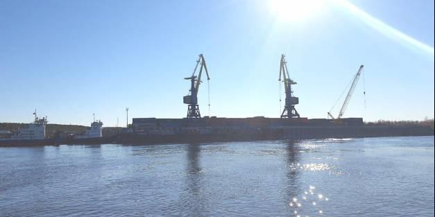 Официальный партнер «Чистой Арктики» ПАО ЛОРП доставил  металлолом в Нижний Бестях.